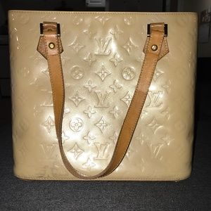 Louis Vuitton Vernis Houston Tote Bag